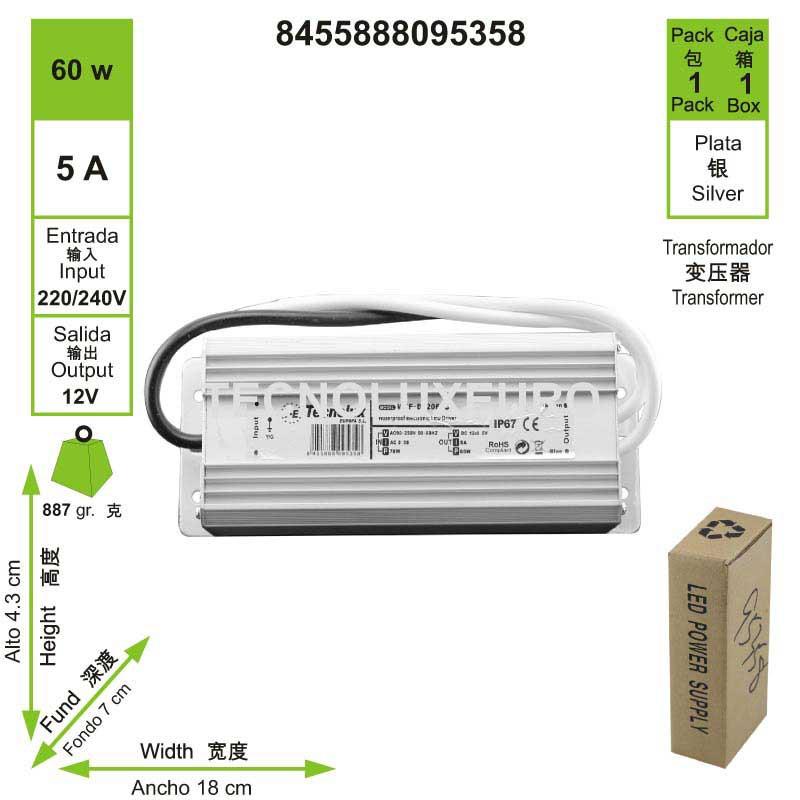Comprar transformador electr nico rectangular oferta - Transformador electrico precio ...
